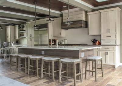 Timber Trace – Kitchen