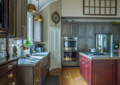 Crooked Lake – Kitchen